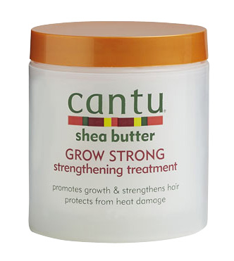 Cantu Shea Butter Grow Strong Strengthening Treamtent